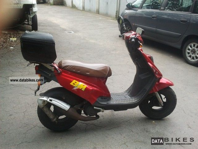 2000 PGO  pgo Motorcycle Scooter photo