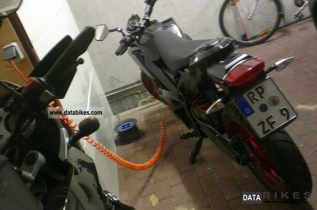 Zero  S 2012 ZF-9 2012 Electric Motorcycles photo
