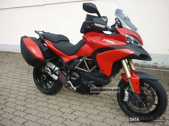 2010 Ducati  Multitrada MTS 1200 ABS - DTC warranty 04/2014 Motorcycle Motorcycle photo