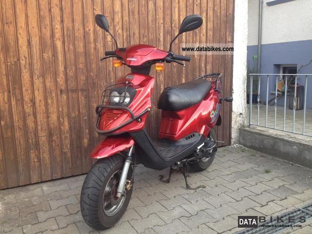 1997 Pegasus  SKY 50 2Takter TOP PRICE Motorcycle Scooter photo