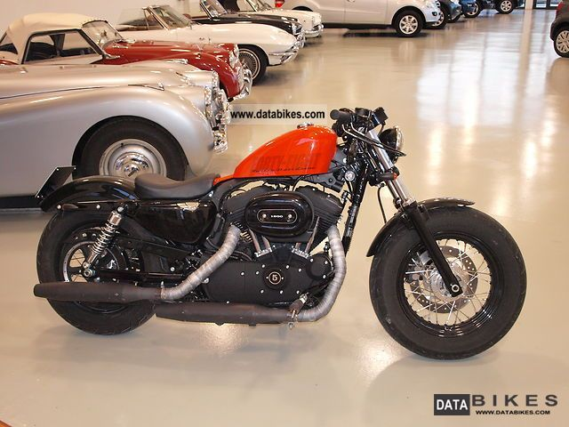 2012 Harley Davidson  forty-eight Motorcycle Chopper/Cruiser photo