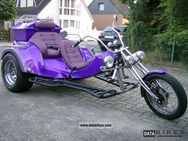 1997 Rewaco  HS1 / 1 Motorcycle Trike photo