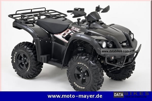 2012 tgb blade fl 500 4x4 irs lof by the authorized dealer. Black Bedroom Furniture Sets. Home Design Ideas
