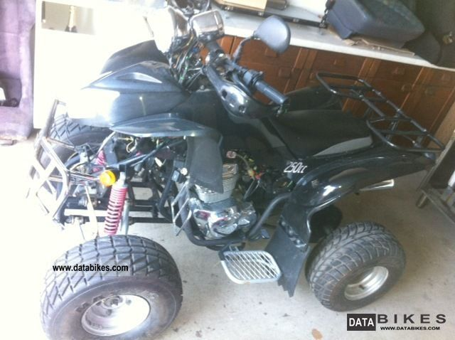2007 Lifan  cy250ld Motorcycle Quad photo