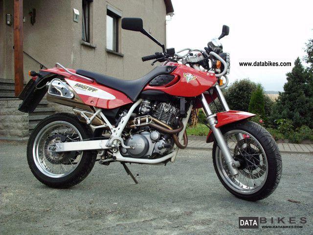 2000 Mz Mastiff