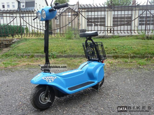 1999 Mz  Charly Motorcycle Motor-assisted Bicycle/Small Moped photo