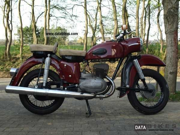 Mz  ES 250 1959 Vintage, Classic and Old Bikes photo