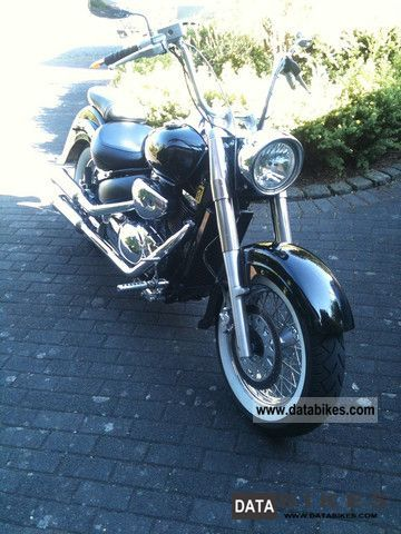 2007 Suzuki  Intruder 800 C Motorcycle Chopper/Cruiser photo