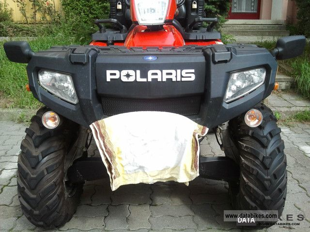 2011 Polaris  Sportsman Motorcycle Quad photo