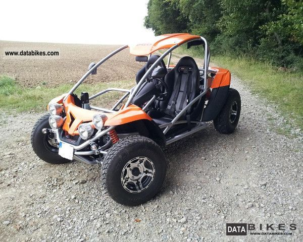 2009 PGO  BUGRACER 500 pure fun! Top maintained! Motorcycle Other photo