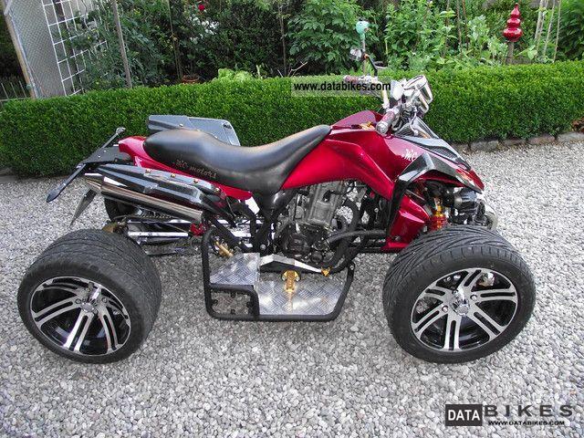 2011 Zhongyu  ATV 250 Motorcycle Quad photo