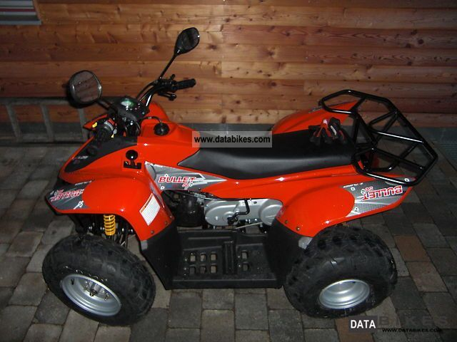 2010 Explorer  Bullett 50 Motorcycle Quad photo
