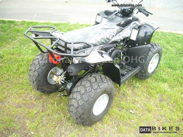 2012 Explorer  BULLET 50 Motorcycle Quad photo