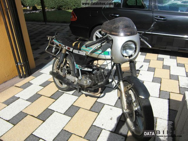 Puch  Monza 4 SL 4 speed 1978 Vintage, Classic and Old Bikes photo