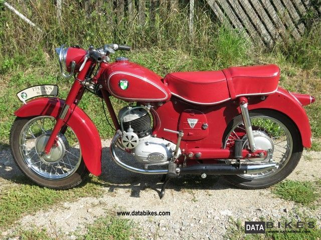 Puch  SVS 175-I 1953 Vintage, Classic and Old Bikes photo