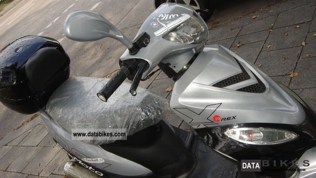 2010 Baotian  S 460 R Motorcycle Scooter photo