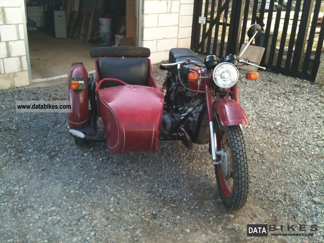 2011 Ural  Dnepr MT 10 Motorcycle Combination/Sidecar photo