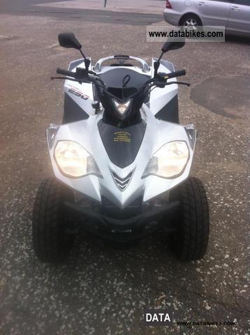 2008 E-Ton  vxl-250 Motorcycle Quad photo
