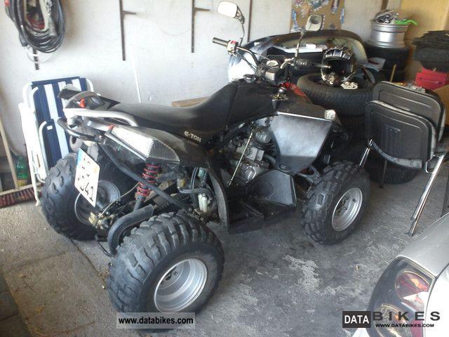 2007 E-Ton  Vector VXK 250 Motorcycle Quad photo