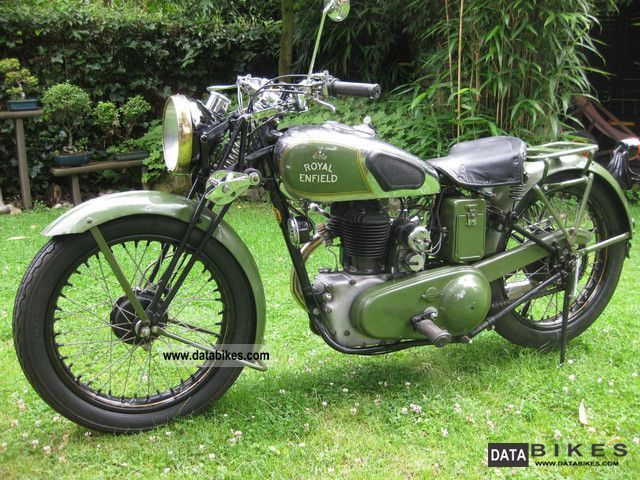 Royal Enfield  Model C 1940 Vintage, Classic and Old Bikes photo