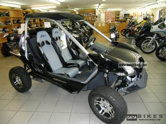 2012 Adly  Buggy Mini Car 320 Motorcycle Other photo
