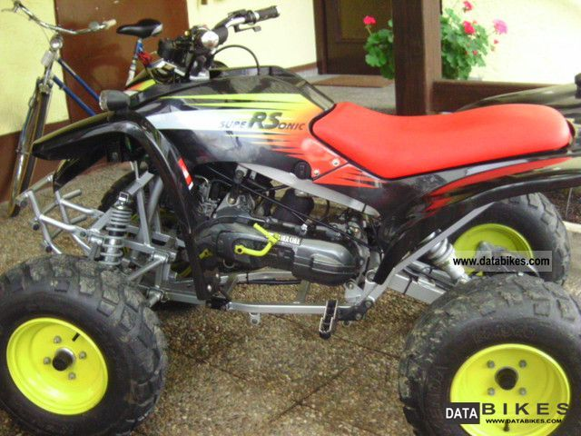 2006 Adly  50RS xxl Motorcycle Quad photo