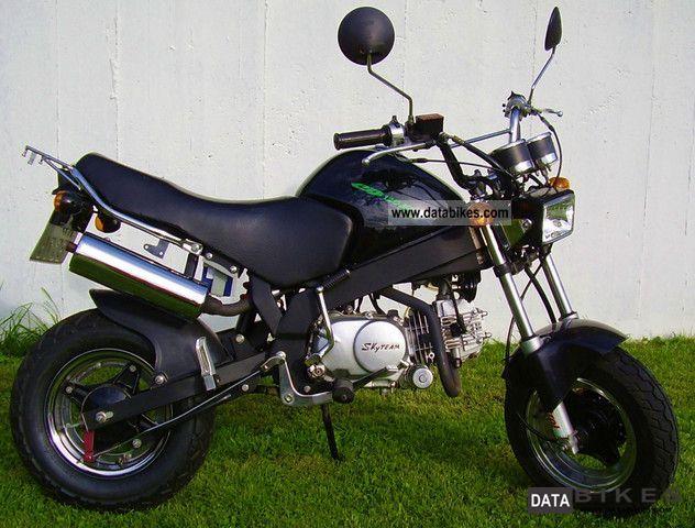 2009 Skyteam  Pbr Motorcycle Motorcycle photo