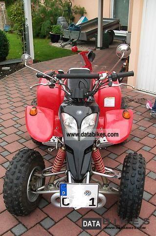 Other  Extreme 300 cc Suzuki engine! Toxic! 2005 Quad photo