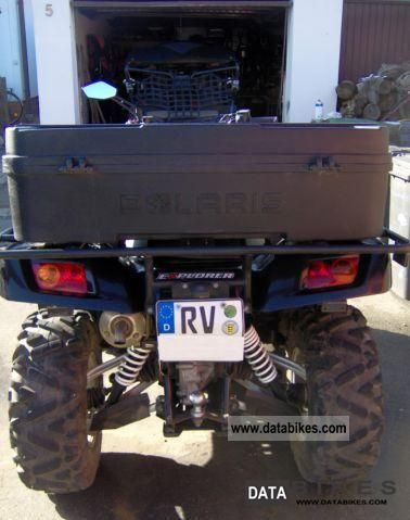 2010 Other  ARES 700 4X4 Motorcycle Quad photo