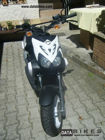 2009 MBK  EW 50 Motorcycle Scooter photo