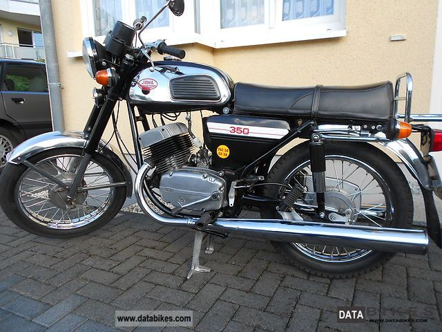Jawa  Type 350/634 1978 Vintage, Classic and Old Bikes photo