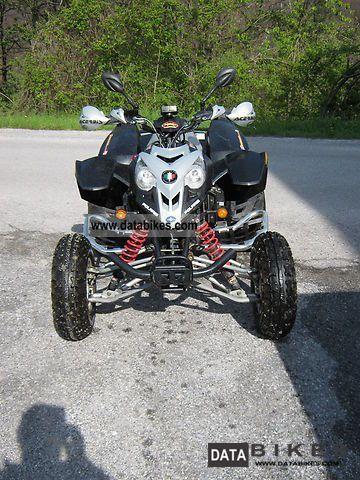 2007 Polaris  predator Motorcycle Quad photo