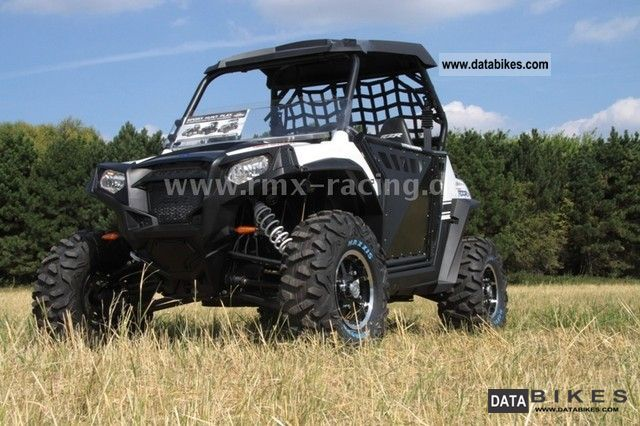 2012 Polaris  RZR 800 Lim Edition - ProArmor - Action! Motorcycle Quad photo