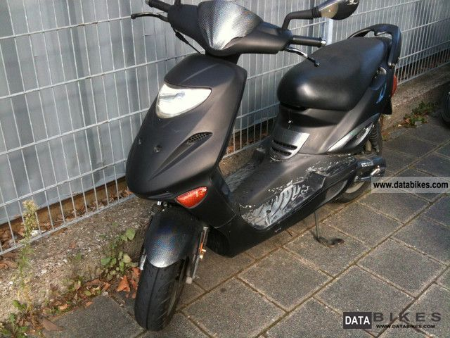 2003 Adly  TB50 Motorcycle Scooter photo