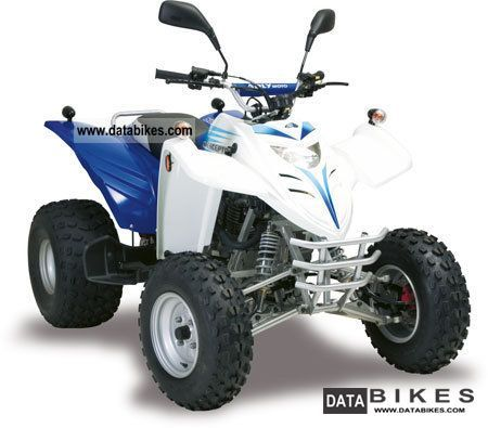 2012 Adly  XS300 Motorcycle Quad photo