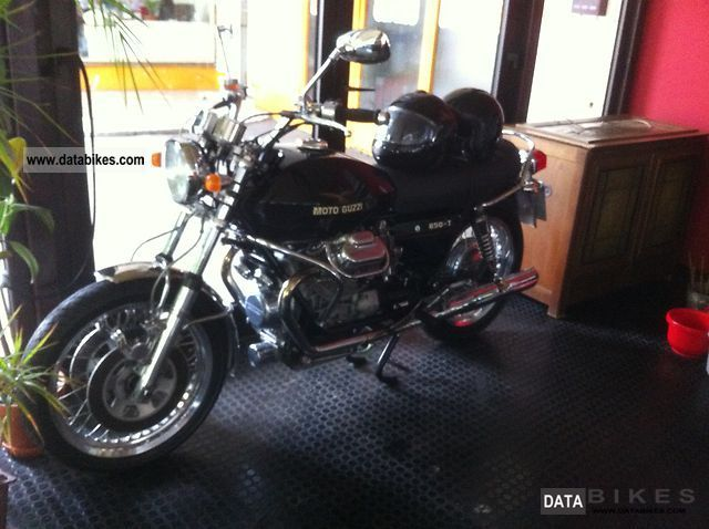 Moto Guzzi  Optimized 850 T 949 cc 1978 Vintage, Classic and Old Bikes photo
