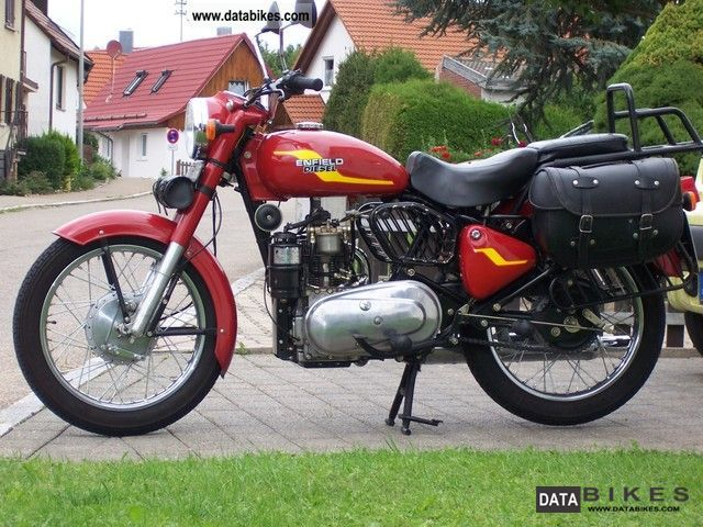 1999 Royal Enfield  Taurus diesel Motorcycle Motorcycle photo