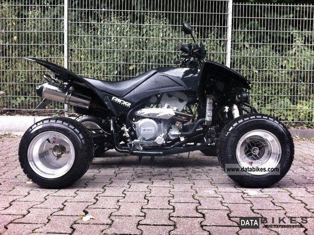 2012 SMC  RR 520 Supermoto \ Motorcycle Quad photo