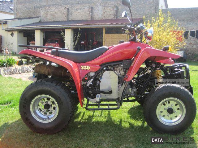 2005 Explorer  Joyner JN250DA Motorcycle Quad photo