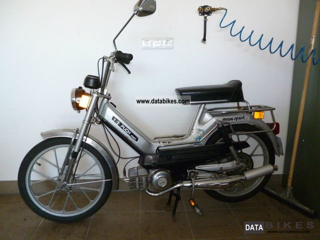 Puch  Maxi 1979 Vintage, Classic and Old Bikes photo