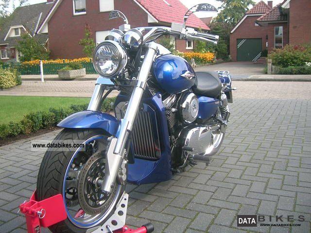 2006 Suzuki  VZ 1600 VN 1600 Motorcycle Chopper/Cruiser photo