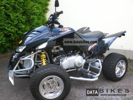 2009 SMC  Bronco 300 Motorcycle Quad photo