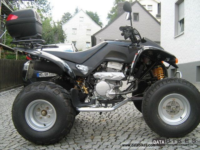 2010 SMC  300 Titan Motorcycle Quad photo