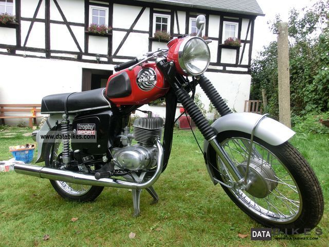Mz  ETS 1973 Vintage, Classic and Old Bikes photo