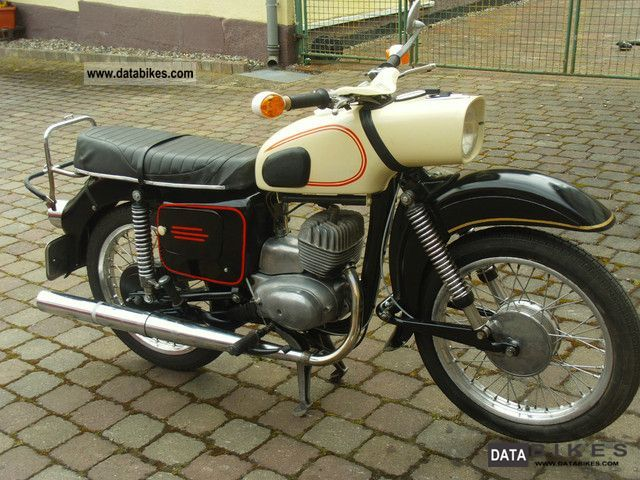 Mz  ES 125 1965 Vintage, Classic and Old Bikes photo