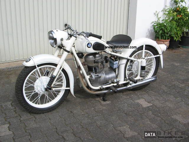 BMW  R25-2 1953 Vintage, Classic and Old Bikes photo