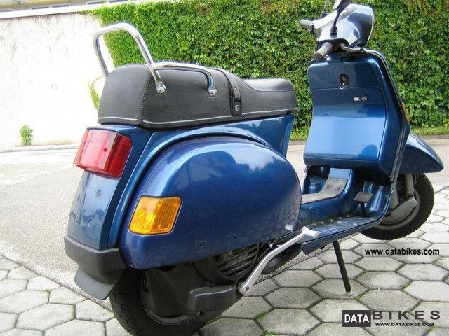 2003 Vespa Cosa L 125