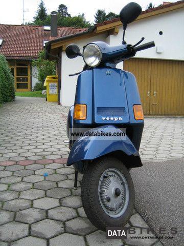 Buy motorbike Pre-owned PIAGGIO Vespa 125 Cosa Peter