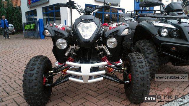 Beeline  5.5 Off Road 2012 Quad photo