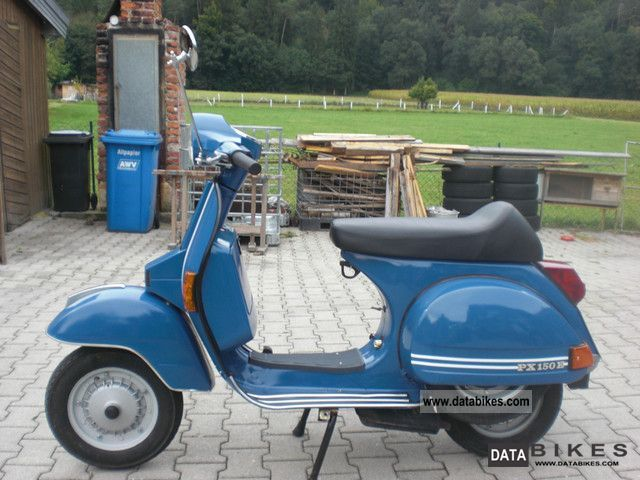 Vespa  PX 80 150ger WITH ENGINE 1994 Scooter photo